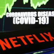 Coronavirus : Netflix réduit ses débits en Europe pour 30 jours