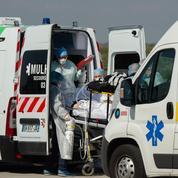 «On va devenir le premier vecteur de propagation», alerte le président de la chambre nationale des ambulances
