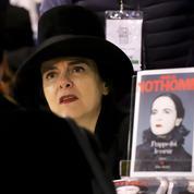 Amélie Nothomb en deuil, son père décède à 83 ans d'une crise cardiaque