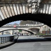 Coronavirus : fermeture des voies sur berges à Paris