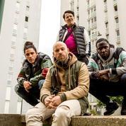 Sur le tournage de Validé , la première série sur le rap français