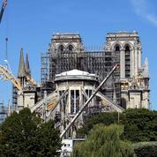 Le chantier de Notre-Dame de Paris pourrait reprendre partiellement