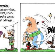 Albert Uderzo, les hommages joyeux des dessinateurs
