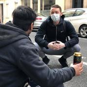 Léo, travailleur social : «Il y a une grande anxiété chez les gens de la rue»