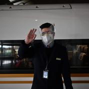 Coronavirus : après deux mois de bouclage, un premier train revient à Wuhan