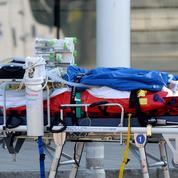Coronavirus: l'évacuation de 36 patients du Grand Est engagée à Nancy et Mulhouse