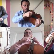 L'Orchestre national joue le Boléro pour les Français confinés