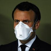Coronavirus: Macron visite ce mardi une usine de masques près d'Angers