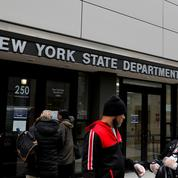 États-Unis : près de 10 millions d'inscrits au chômage en deux semaines