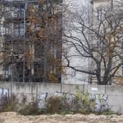 60 mètres du mur de Berlin détruits pour construire des appartements