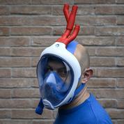 Coronavirus : la folle histoire du masque de plongée Decathlon adopté par des soignants du monde entier