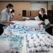 Coronavirus : la France a commandé près de deux milliards de masques en Chine