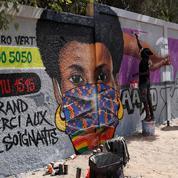 Coronavirus : des graffitis pour sensibiliser les populations