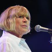 Marianne Faithfull hospitalisée à Londres après avoir contracté le coronavirus