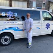 Nicolas, ambulancier : «Les patients ont autant peur d'avoir le virus que de l'attraper à l'hôpital»