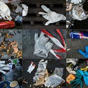 Masques, gants… Comment sont gérés les déchets dangereux liés à l'épidémie