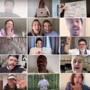 Gims, Zidane, Zazie, Aubert, Sy... 350 personnalités s'unissent pour remercier les soignants
