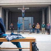 Un village allemand pense être épargné par le coronavirus grâce à un spectacle sur le Christ
