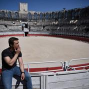 Un silence de plomb est tombé sur Arles, orpheline de sa féria de Pâques