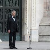 Andrea Bocelli, héros du web depuis son concert majestueux au Duomo de Milan