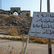 Un palais assyrien découvert sous les ruines d'une mosquée détruite par Daech à Mossoul