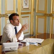 Emmanuel Macron ne veut pas de «discrimination» des personnes âgées lors du déconfinement
