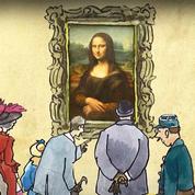 Le Louvre propose des contes aux enfants pour découvrir ses joyaux