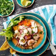 Ceviche, le poisson cru à la mode péruvienne