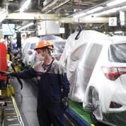 L'activité reprend doucement dans l'usine Toyota de Valenciennes
