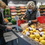 Les prix des fruits et légumes se sont envolés de 9 % depuis le début du confinement