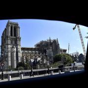 Le chantier de Notre-Dame de Paris reprend ce lundi