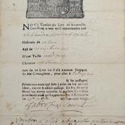 En 1720, les attestations de déplacement existaient déjà pour lutter contre la peste
