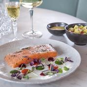 Gravlax, le plat scandinave du saumon roi