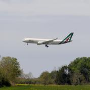 L'Italie va nationaliser la compagnie aérienne Alitalia en juin