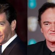 Pierce Brosnan révèle que Tarantino voulait tourner un James Bond avec lui