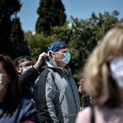 Grèce : manifestation d'enseignants, une première depuis le confinement