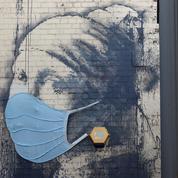 De Banksy à Invader, durant le confinement le street art trouve un second souffle en ligne
