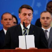Brésil: Bolsonaro lâché par son ministre de la Justice