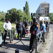 Seine-Saint-Denis : les autorités redoutent des «émeutes de la faim»