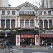 À Paris, le quotidien d'un régisseur confiné dans le Théâtre Antoine