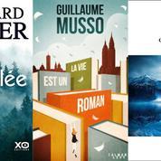 Minier, Dicker, Musso... Les éditeurs déconfinent leurs auteurs à succès