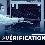 Coronavirus : la France teste-t-elle plus ou moins que les autres pays ?