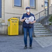 Distribution de masques : à quoi ressemble la plateforme de La Poste annoncée par Philippe ?