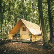 Vacances d'été, ils se réinventent: «pas plus de 60 personnes par hectare» dans les campings Huttopia