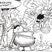 La famille d'Uderzo met aux enchères des planches d'Astérix au profit des personnels soignants