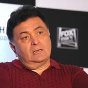Bollywood endeuillé : la star Rishi Kapoor est morte d'une leucémie