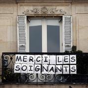 Coronavirus: un 1er-Mai au balcon, sans muguet ni manifestation