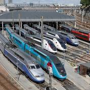 Trafic SNCF: peu de TGV et 50% des trains de la vie quotidienne le 11 mai