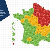 Départements en vert ou rouge: ce que les Français vont être autorisés à faire à partir du 11 mai