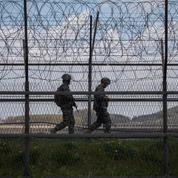 Rare échange de tirs entre les Corée du Nord et du Sud à la frontière